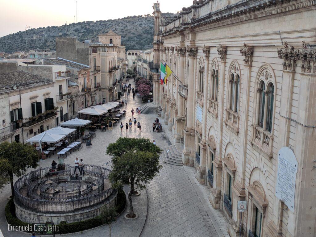 Via Francesco Mormina Penna. Foto di Emanuele Caschetto